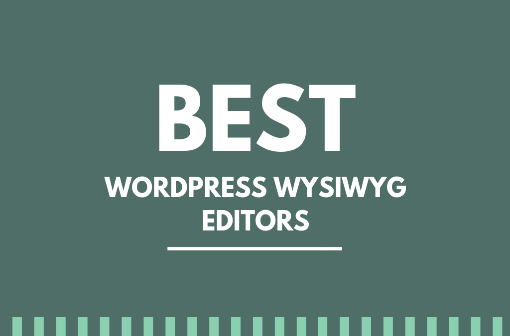 WYSIWYG-WordPress
