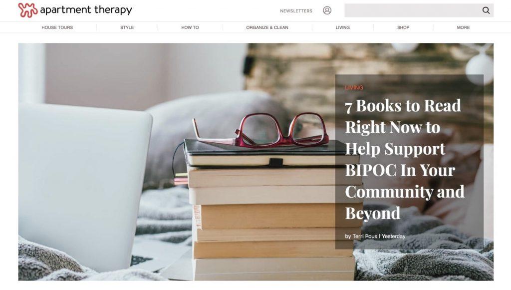 Apartment theory blog