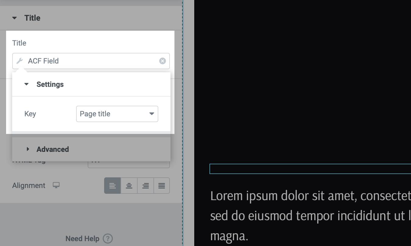 Eelementor Pro features
