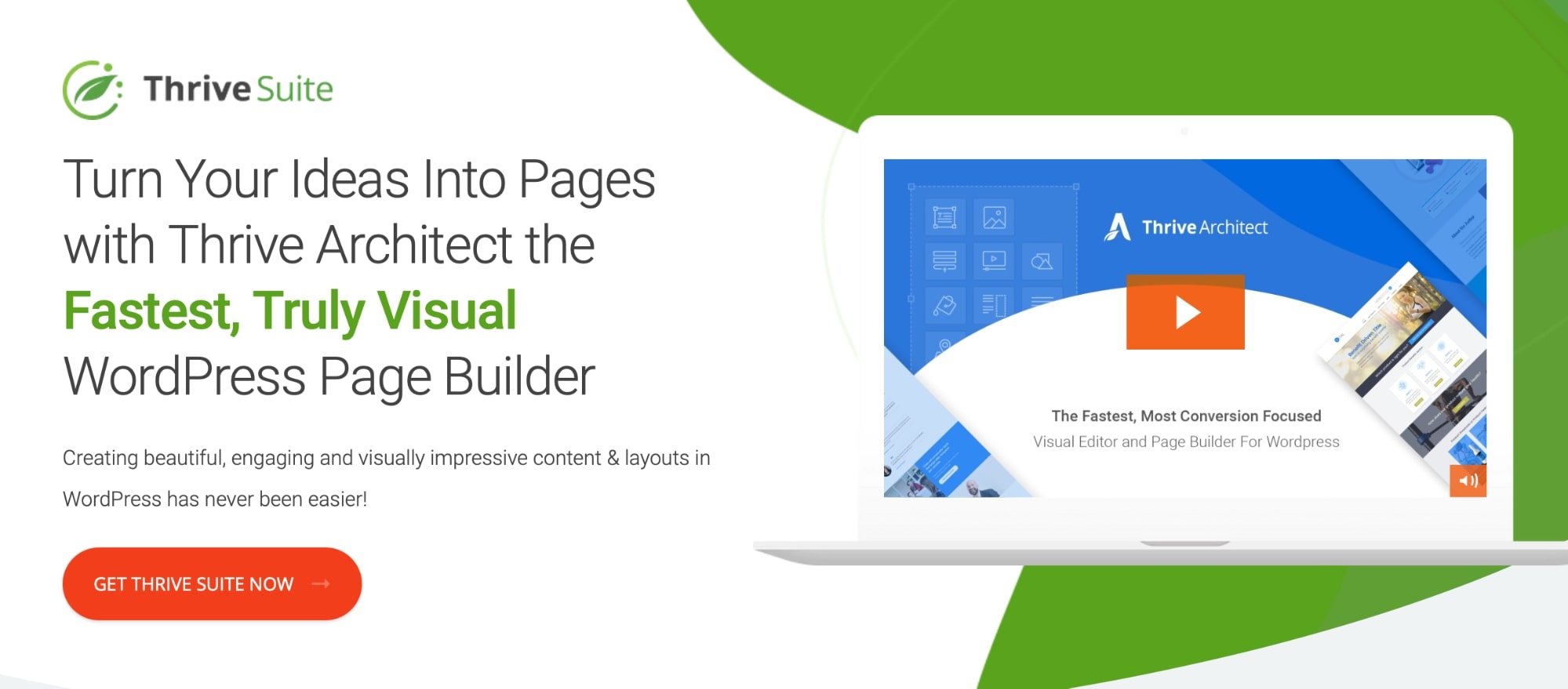 Divi vs Thrive Architect page builder for WordPress