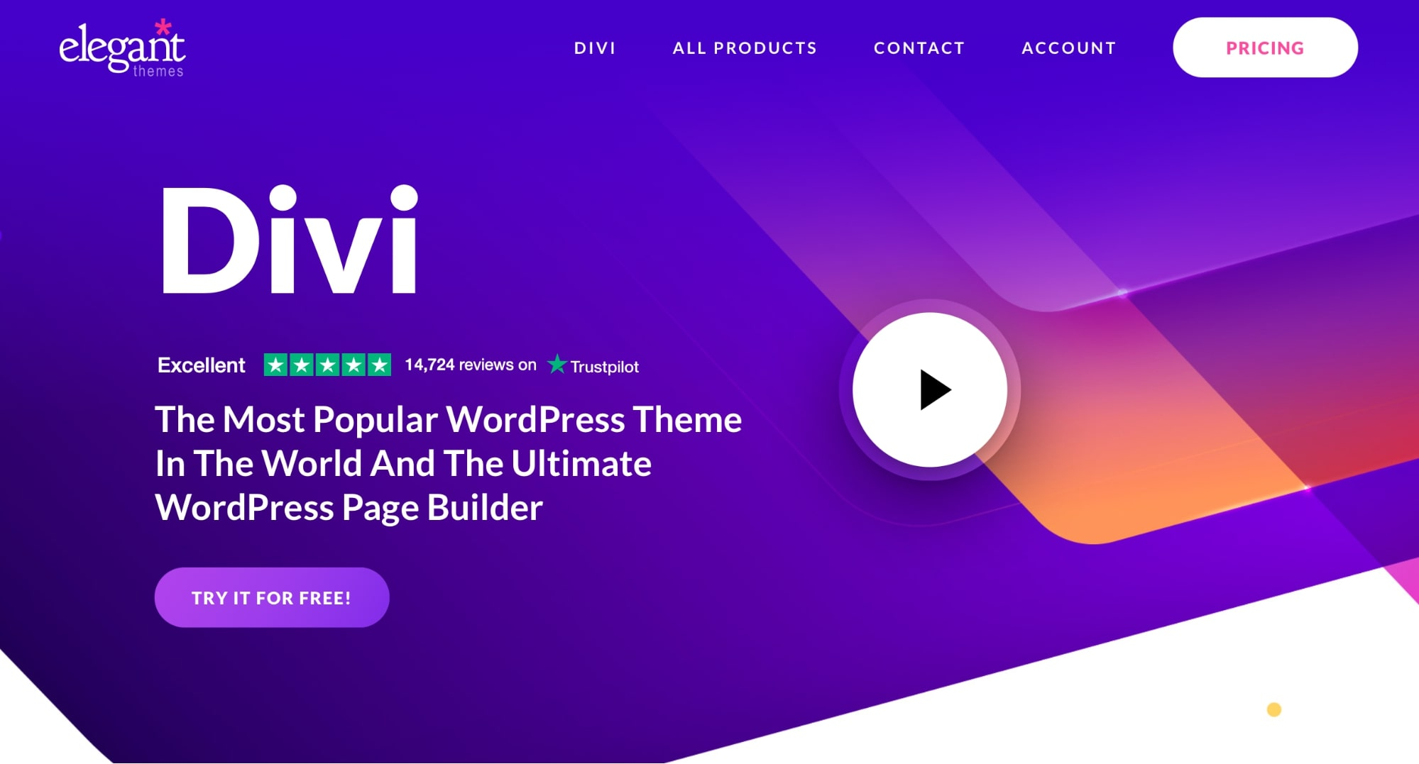 Themify vs Divi Theme and Page Builder
